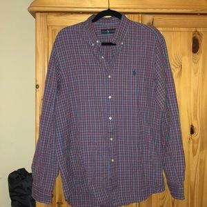 NWOT RALPH LAUREN BUTTON DOWN